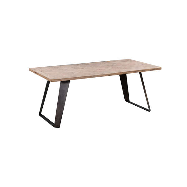 Newton Collection 1.8m Fixed top Table