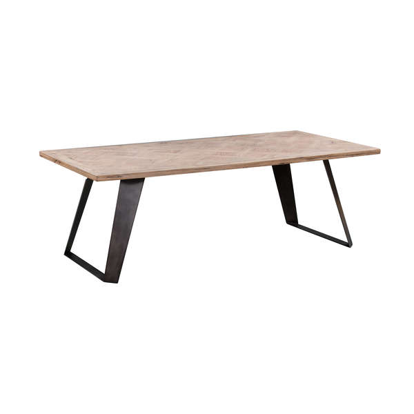 Newton Collection 2.2m Fixed top Table