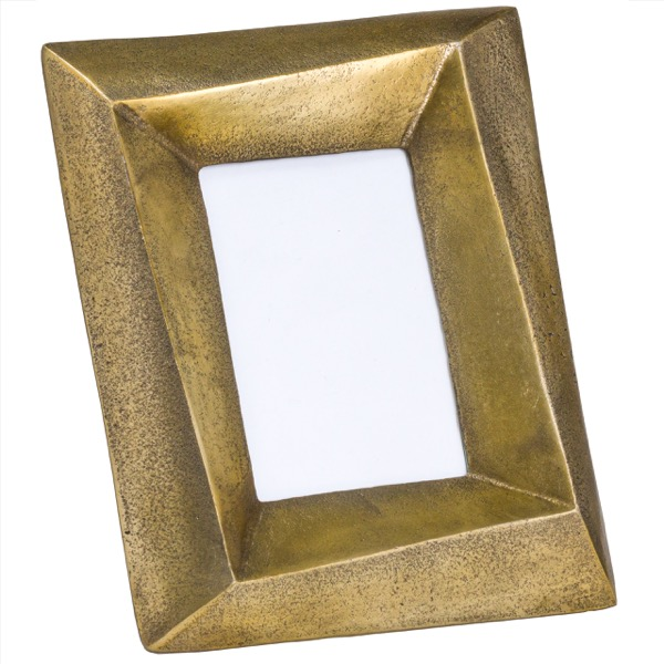 Ohlson Antique Brass Photo Frame 5x7