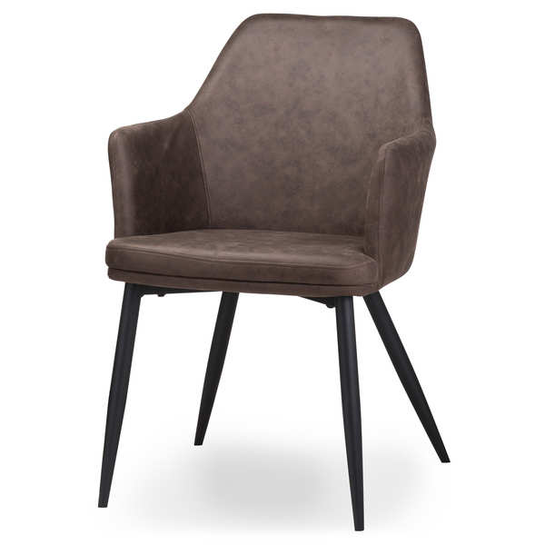 Oslo Carver Grey Dining Chair