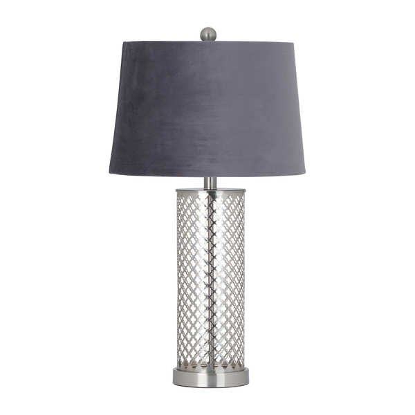 Seraphina Metallic Table Lamp
