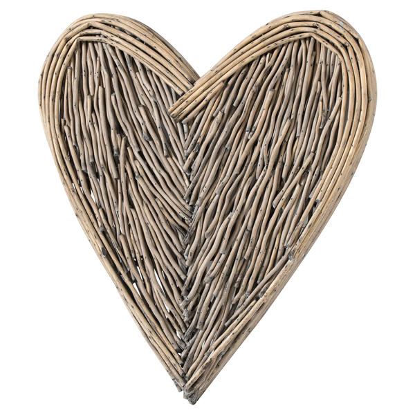 Small Willow Branch Heart