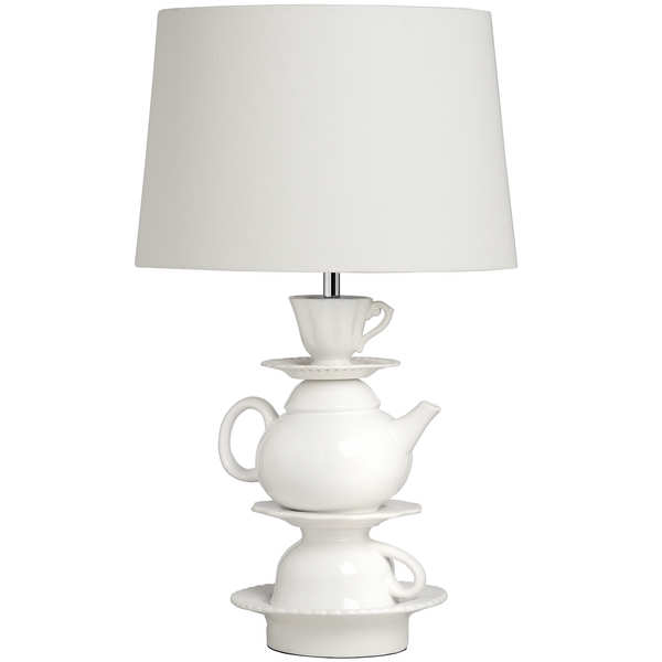 Tea Party Table Lamp