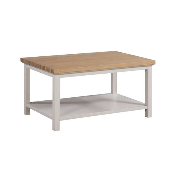 The Ripley Collection Coffee Table With Shelf