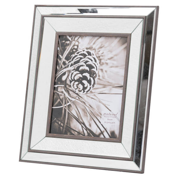 Tristan Mirror And Wood 8X10 Photo Frame