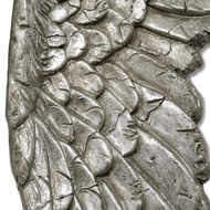 Image 2 - Antique Silver Angel Wings