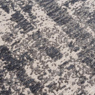Image 2 - Aria Large Abstract Grey Rug