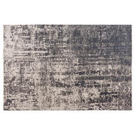Image 1 - Aria Large Abstract Grey Rug