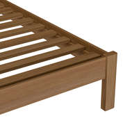 Image 3 - Brook Cottage Collection Double Bed Frame