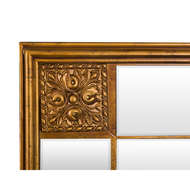 Image 3 - Caselotti Mirror Collection Ella Mirror Gold