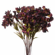 Image 6 - Chocolate Alstroemeria Lily Spray