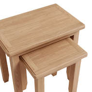 Image 3 - Cropton Collection Nest of 2 Tables
