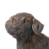 Image 2 - Eric The Wire Haired Dachshund Ornament