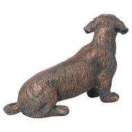 Image 3 - Eric The Wire Haired Dachshund Ornament
