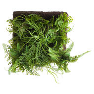 Image 1 - Fern And Grasses Wall Panel