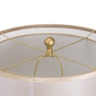 Image 3 - Harley Bee Table Lamp With Double Layer Shade