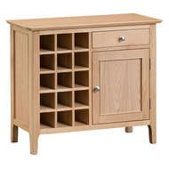 Image 1 - Harlow Collection Wine Cabinet