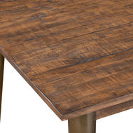 Image 3 - Havana Gold Dining Table