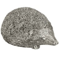 Large Silver Hedgehog