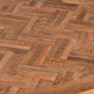 Image 2 - Hoxton Collection Coffee Table With Parquet Top