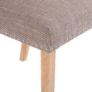 Image 6 - Jervaulx Chair Collection Upholstered Dining Chair