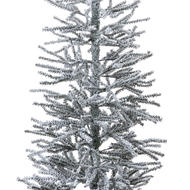 Image 3 - Large Frosted Mini Tree