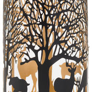 Image 2 - Large Glowray Stag In Forest Lantern