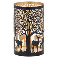 Image 1 - Large Glowray Stag In Forest Lantern