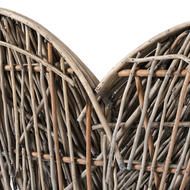 Image 3 - Large Willow Branch Heart