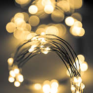 Image 3 - LED Silver Wire Spray Lights