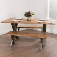 Image 4 - Live Edge Collection Dining Table