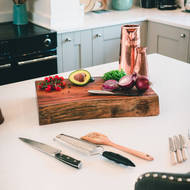 Image 5 - Live Edge Collection Pyman Chopping Board