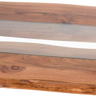Image 2 - Live Edge Collection River Coffee Table