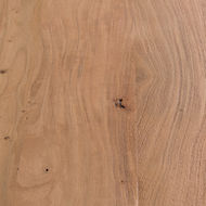 Image 3 - Live Edge Collection Sandblasted Dining Bench