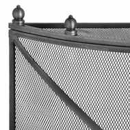 Image 3 - Mesh Fireguard in Antique Pewter Effect Finish