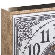 Image 2 - Mirrored Moving Mechanism Wall Clock