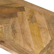 Image 2 - Nordic Collection Dining Table Bench