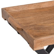 Image 2 - Nordic Collection Large Butler Table