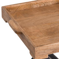 Image 2 - Nordic Collection Medium Butler Table