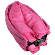 Image 2 - Pink Inflatable Lounger