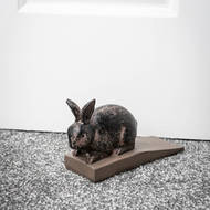 Image 4 - Rabbit Doorstop