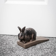 Image 5 - Rabbit Doorstop