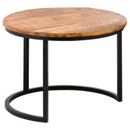 Image 4 - Set Of Three Industrial Tables