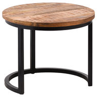 Image 5 - Set Of Three Industrial Tables