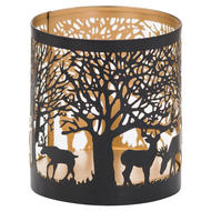 Image 1 - Small Glowray Stag In Forest Lantern