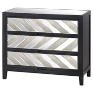 Image 1 - Soho Collection 3 Drawer Chest
