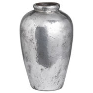 Image 1 - Tall Metallic Ceramic Vase