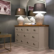Image 2 - The Byland Collection 9 Drawer Chest