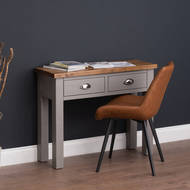 Image 3 - The Byland Collection Two Drawer Console