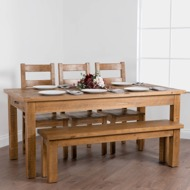 Image 4 - The Deanery Collection Dining Bench